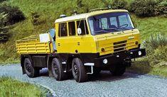 Tatra T815 Semi Trailer, Classic Trucks, Cool Trucks, Czech Republic, Motor Car, Cars And Motorcycles, Transportation, Automobile, Monster Trucks