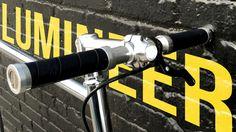 "Lumineer - ""世界上最谨慎的""自行车灯! 通过Anirudha Surabhi文卡塔 - Kickstarter的"