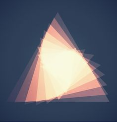 triangle / Sacred Geometry <3