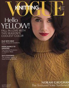 Vogue Knitting Early Fall 2018. Обсуждение на LiveInternet - Российский Сервис Онлайн-Дневников