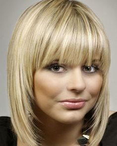Love the fringe, not sure about the farthest bit around the face...