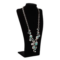 Eccentric Turquoise Necklace: http://www.outbid.com/auctions/14007-jewelry-and-jewelry-making-supplies#13