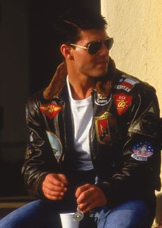 Tom Cruise is Top Gun