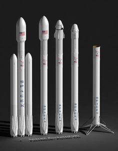 https://www.facebook.com/pockn SpaceX || Falcon Heavy || F9R || Dragon V2
