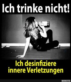 perfect crime funny pictures sayings jokes really funny geek traurig sehr traurig! Words Quotes, Sayings, German Quotes, Humor Grafico, True Words, Satire, Really Funny, Funny Texts, Picture Quotes