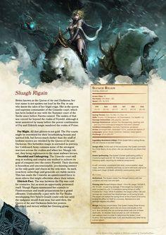 Unseelie Queen: Sluagh Rìgain by TwelveFootNose
