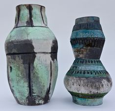 Raku - Molly Sanyour Ceramics LLC