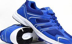 Airtech Mens Shock Absorbing Running Shoes Trainers Jogging Gym Walking Fitness Sports Trainer New Shoes (11 Mens Shock Absorbing Running Shoes Trainers Jogging Gym Walking Fitness Sports Trainer Shoes (Barcode EAN = 5053450102713). http://www.comparestoreprices.co.uk/december-2016-week-1/airtech-mens-shock-absorbing-running-shoes-trainers-jogging-gym-walking-fitness-sports-trainer-new-shoes-11.asp