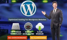 Optimized Fast Wordpress Hosting @ http://www.hbkhosting.com/wordpress-optimized-hosting/