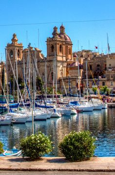 Picture of Malta,  a popular tourist destination with its warm climate, numerous recreational areas, and architectural and historical monuments   Visit Malta – A Piece of Heaven in Southern Europe
