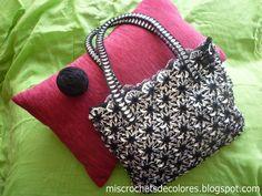 My Horgolni szín: táska gyűrű