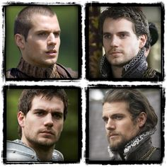 Henry Cavill as Charles Brandon, Duke of Suffolk, in The Tudors. This man never looks bad!