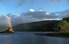 Eilean Donan Eilean Donan, Niagara Falls, Palace, Scotland, Castle, Clouds, Nature, Travel, Outdoor