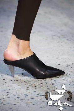 پشت باز پاشنه دار - Narciso Rodriguez همه مدل ها در سایت بی جامه #کفش #پوشاک #لباس #زنانه #دخترانه