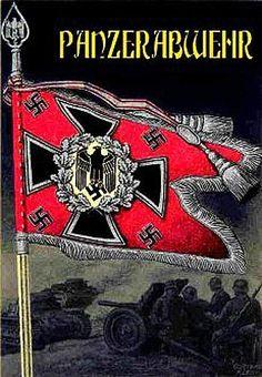 Picture Nazi World War 2 Helmet Hanging off a Bloody Baseball Bat A4 Poster
