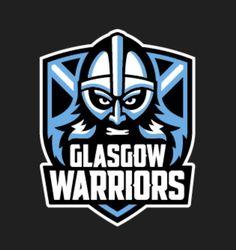 Warrior Logo, Art Logo, Glasgow, Darth Vader, Symbols, Drawings, Fictional Characters, Logos, Rugby