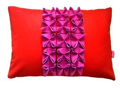 flower cushion designs - Google Search
