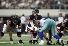 Bears face off against the Cowboys tonight for MNF. Who you got?