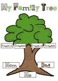 Blank Family Tree Kids - Oral histories are gold.. don't wait until your elderly family generation has passed on