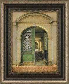 Weathered Doorway