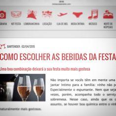 http://www.nomeucasamento.com/noticias.asp?codigo=237 #bebidas #Bar #Bartender #Drink  #NoMeuCasamento #Noiva #Jundiaí #Casamento #Bride #Wedding #Mulher
