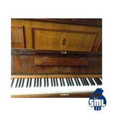 Pianos usados Ed Seiler, Zimmermann, Kemble, Hermann Mayr, Yamaha, Grotian Steinweg e John Carlitt compre no Salão Musical de Lisboa. Visite o nosso site.