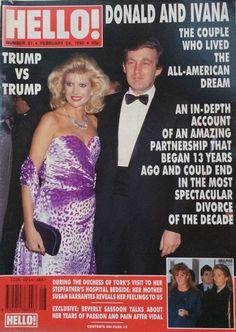 HELLO Magazine n. 91 1990 - Fergie