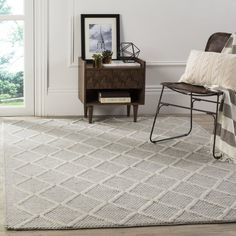 You'll love the Blaine Hand-Tufted Silver/Ivory Area Rug at Joss & Main - With Great Deals on all products and Free Shipping on most stuff, even the big stuff.