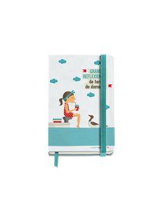 Cuaderno Logbook Reflexiones diseñado por TuttiConfetti para MIQUELRIUS