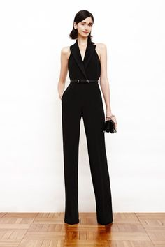 55a28380604 Probably the best jumpsuit I ve seen in the sea of jumpsuits. Akris Pre
