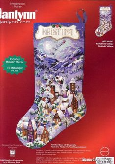Images in Alyona's post Cross Stitch Christmas Stockings, Cross Stitch Stocking, Xmas Cross Stitch, Xmas Stockings, Christmas Cross, Cross Stitch Embroidery, Cross Stitch Patterns, Cross Stitching, Felt Stocking
