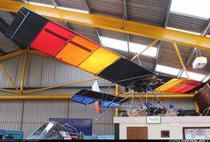 Eipper Quicksilver MX #aircraft #aviation #microlight #ultralight #flexwing #piston #uk