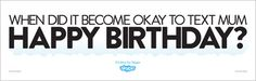 One of my most favorite sites to visit throught the years! / Skype ad campaign / AdFreak