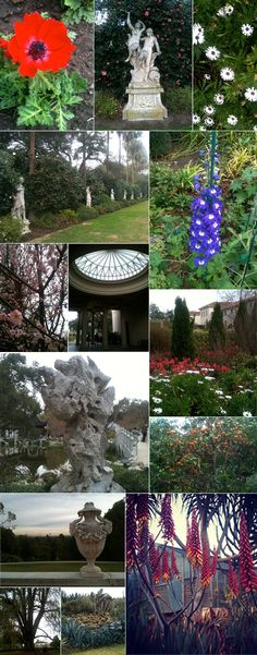 Home/Outdoors - Inspiration from The Huntington Gardens
