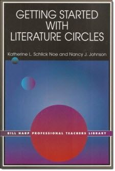 """""""Favorite Literature Circle Resources for Teachers"""" is a collection of books and resources for teachers. I highly recommend them to you, because they will help you become a more effective facilitator of Literature Circles. """"Getting Started with Literature Circles"""" is a great place to start! Find other great professional books here,too."""