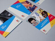 Móra Publisher visual identity by made by zwoelf , via Behance