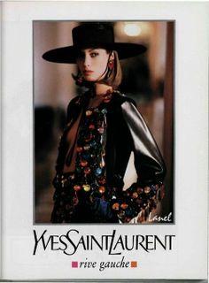 Yves Saint Laurent Archives on Pinterest | Yves Saint Laurent ...