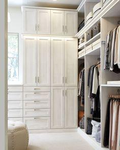 Master Closet Design, Master Bedroom Closet, Closet Renovation, Closet Remodel, Custom Closets, Custom Closet Design, Closet Layout, Dream Closets, Open Closets