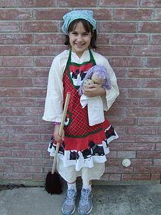 St. Zita All Saints Day costume