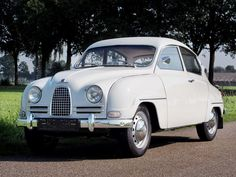 Saab 96 2-Takt Short Nose - 1962