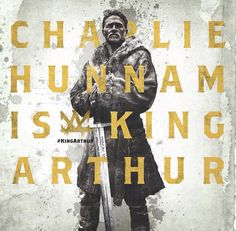 Charlie Hunnam in the First King Arthur: Legend of the Sword