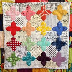 by HappierThanABirdQuilts, via Flickr