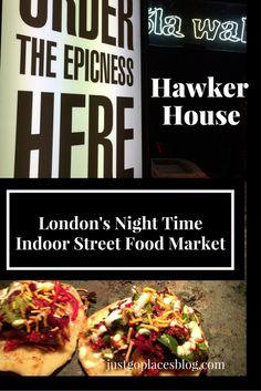 Hawker House A Street Food Market By Street Feast London