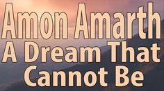 Amon Amarth - A Dream That Cannot Be (Instrumental Cover)