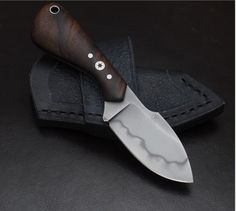Ryan Weeks EDC Belt Knife
