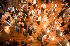 Modern Times wedding band plays for fun-loving friends & family at a rustic country barn reception // johnparkerbands.com