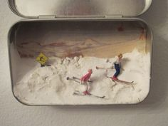 Altoid Tin Diorama