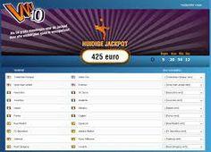 #voorspellen #jackpot  Bij het VW10 jackpotspel moeten deelnemers iedere ronde proberen de 10 voetbalwedstrijden juist te voorspellen. Wie alles juist voorspeld heeft in een speelronde wint de jackpot.