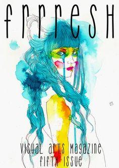 Frrresh visual arts magazine