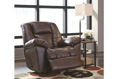 Chocolate Knoxton Recliner View 3